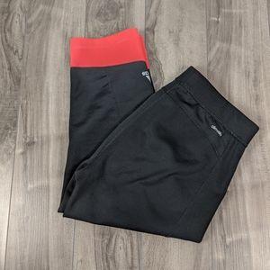 Adidas Black Compression Leggings Small Tech Fit